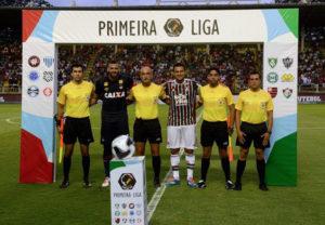 Primeira Liga vai bem no início de ano (Foto: Divulgação/atleticoparanaense.com)