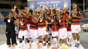 Vitória conquistou a última edição (Foto: Divulgação/cbf)