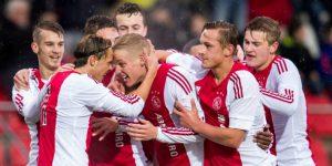 Ajax é um dos favoritos da competição (Foto: Reprodução/fcupdale.nl)