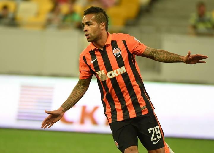 Jogador marcou quase cem gols em mais de 200 partidas pelo Shahtar (Foto: Reprodução)