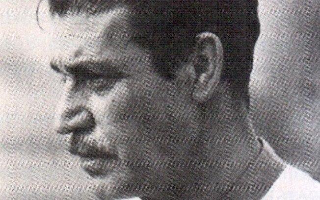 Osvaldo Brandão: o maior técnico da história do Palmeiras (Foto: Reprodução)