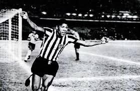 Dadá comemora um de seus vários gols pelo Atlético (Foto: Reprodução)