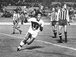 Cabinho e sua rotina de gols (Foto: Reprodução)