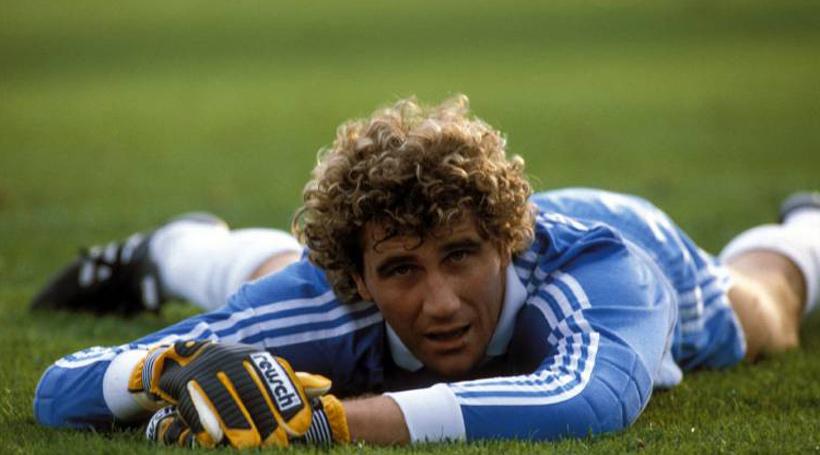 Pfaff foi um dos grandes goleiros da década de 1980 (Foto: Divulgação/Bayern)