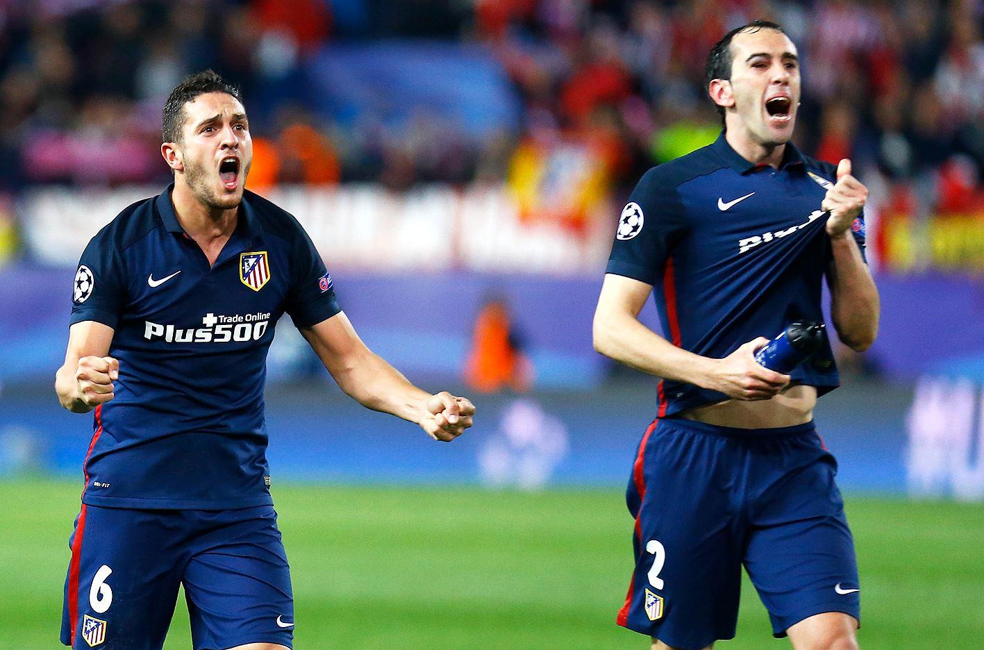 Força na defesa impulsiona o Atletico de Simeone (Foto:UEFA/Divulgação)