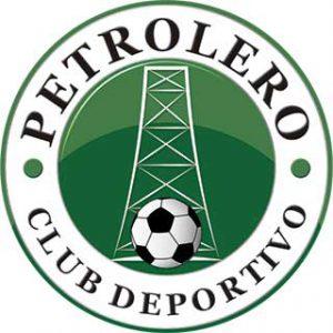 Novo escudo do Club Petrolero, reformulado em 2014 (Foto: Reprodução)