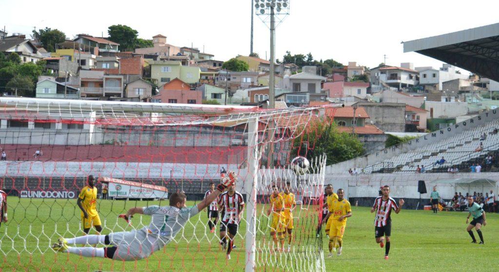 Paulista não resistiu e acabou rebaixado para a Série A3 (Foto: Gustavo Amorim/Paulista FC)