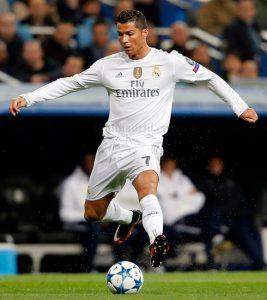 Cristiano Ronaldo pode desequilibrar a favor do Real (Foto: Divulgação/Real Madrid)