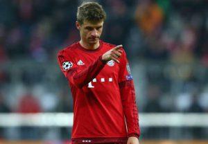 Muller vem sendo um dos destaques do Bayern (Foto: Divulgação/ UEFA)