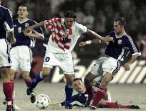Croácia perdeu a vaga para a rival (Foto: Reprodução)