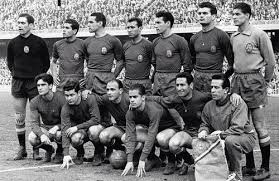 Os craques do time espanhol de 1960 (Foto: Reprodução)