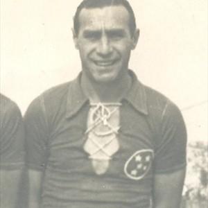Niginho com a camisa do Palestra-MG (Foto: Reprodução)