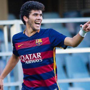 Aleña é formado para ser o craque do Barcelona (Foto: Reprodução/libero.pe)
