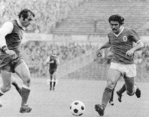 Vitor Baptista era jogador de muita classe (Foto: Reprodução/serbenfiquista.com)