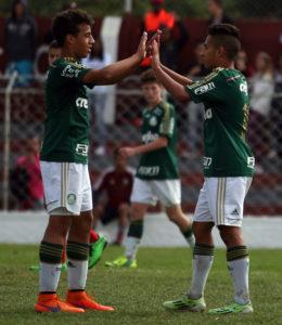 Palmeiras conta com geração de muito talento !Foto: Reprodução/r7.com)