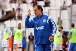 Marcelo Bielsa deixou a França e assumirá o comando da Lazio (Foto: Divulgação/OM)