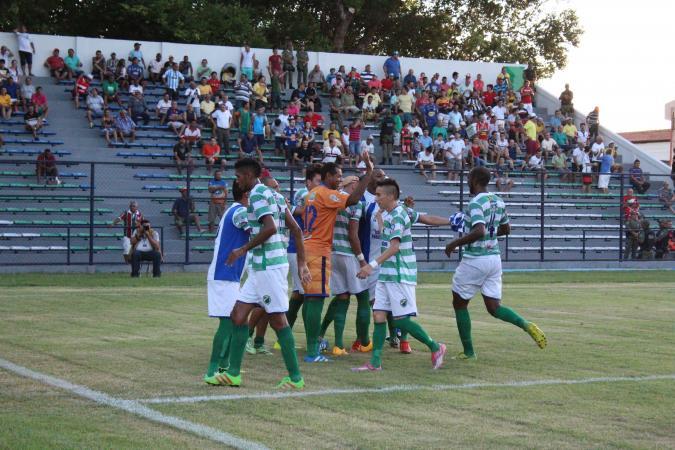 Invicto na Série D, Altos é a sensação do torneio (Foto: Divulgação)