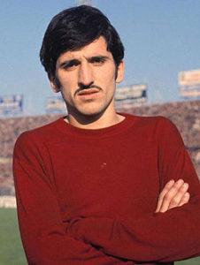 O atleta se tornou ídolo do Torino na década de 60 (Foto: Reprodução)