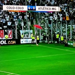 Colo-Colo x Atlético-MG
