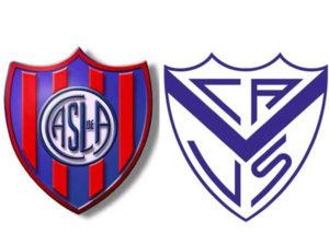 San Lorenzo e Vélez Sarsfield