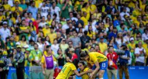 Seleção brasileira d futebol feminino