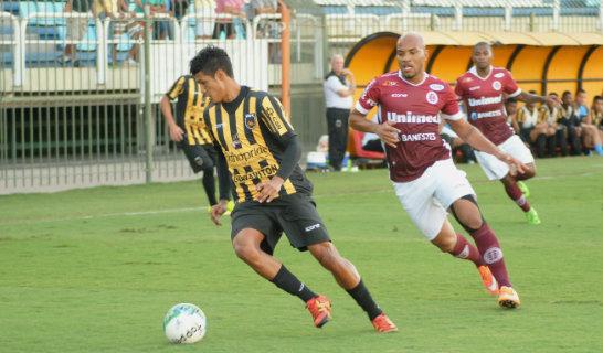 Voltaço entra forte na briga pelo acesso à Série C (Foto: Divulgação: Desportiva)