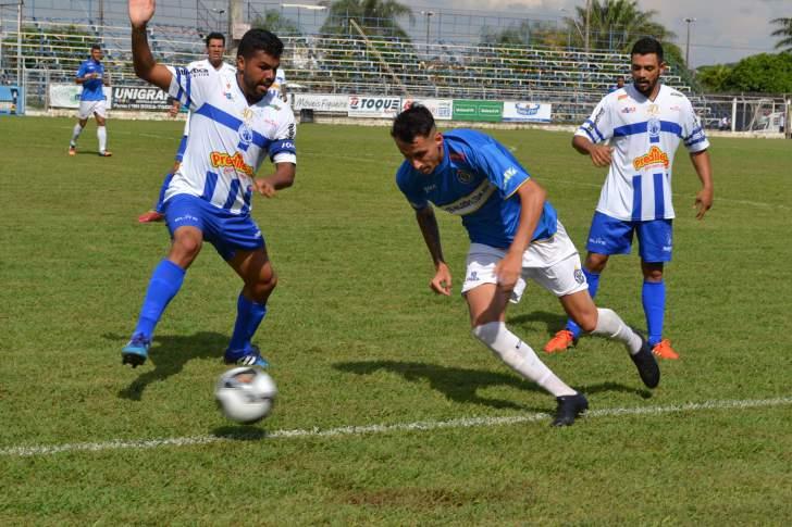 Matonense vive fase ruim na Copa Paulista (Foto: Divulgação/FPF)