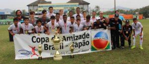 Santos campeão da Copa Zico (Foto: Divulgação/santosfc.com.br)