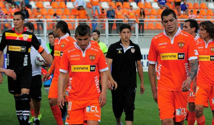 Momento vivido pelo clube de Calama passa longe dos tempos de glória (Foto: Divulgação/Cobreloa)