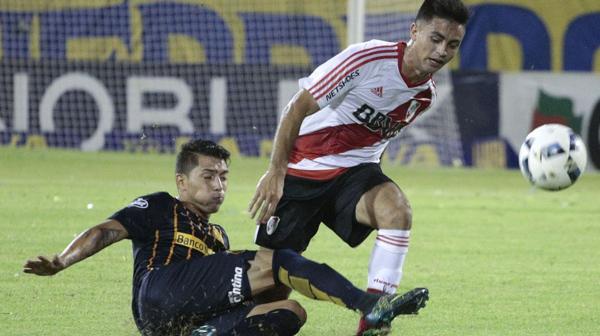 River e Rosario brigam pelo título e a vaga na próxima Libertadores (Foto: Divulgação/AFA)