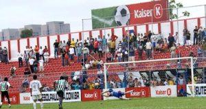 Nicolau Alayon - Figueirense x Rio Branco 2008