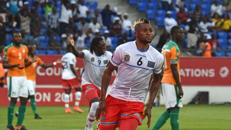 Empate contra a República Democrática do Congo acabou sendo decisivo na eliminação marfinense (Foto: Divulgação/CAF)
