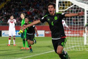 México vai em busca de mais um título (Foto: Reprodução/webadictos)
