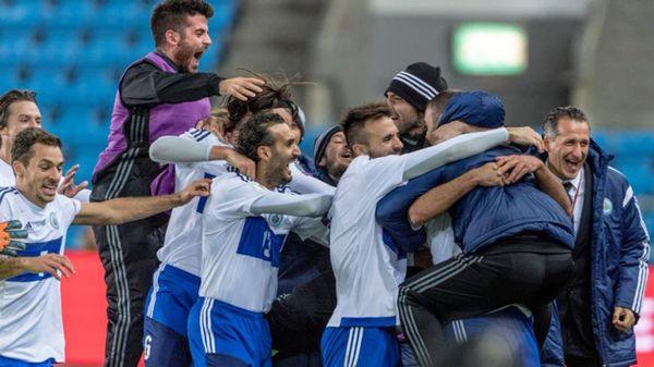 San Marino não vence desde 2004 (Foto: Divulgação: UEFA)