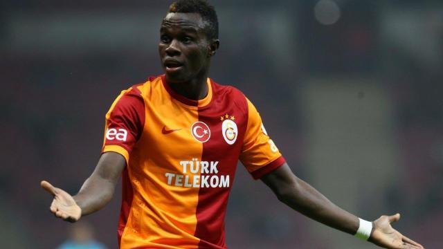 Meia-atacante Bruma, do Galatasaray, 22 anos (Foto: Reprodução)