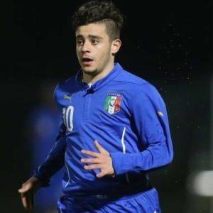 O talento do futebol italiano (Foto: Reprodução/gianlucadimarzio.com)