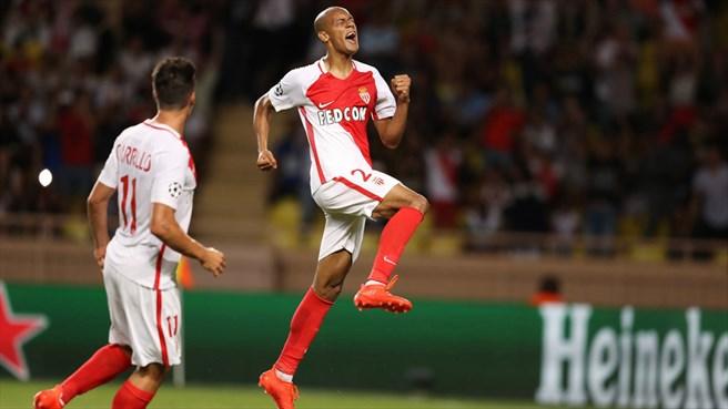 Volante/lateral Fabinho, do Monaco, 23 anos (Foto: Reprodução)