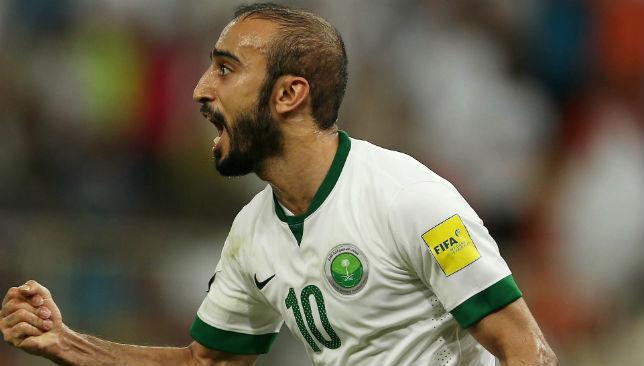 Al-Sahlawi já marcou 15 gols na disputa pela vaga no Mundial (Foto: Divulgação/FIFA)