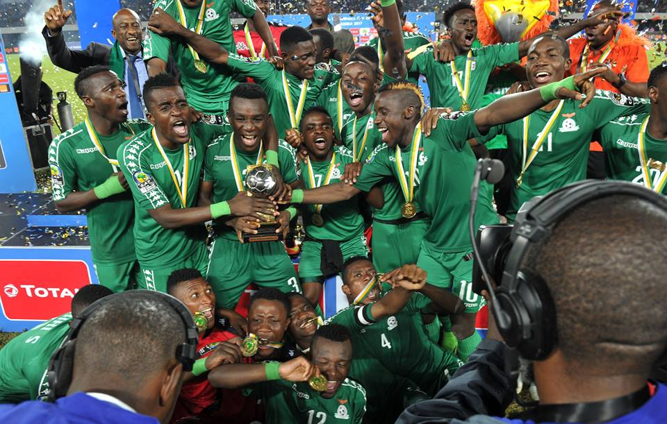 Zâmbia - Copa Africana Sub-20