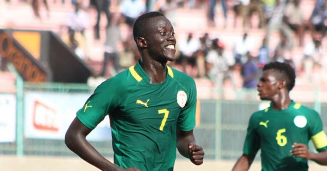 Niane é uma das promessas de Senegal (Foto: Divulgação/FIFA)