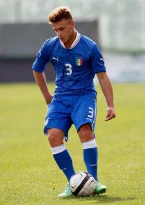 Dimarco é um dos destaques da Itália (Foto: Reprodução)