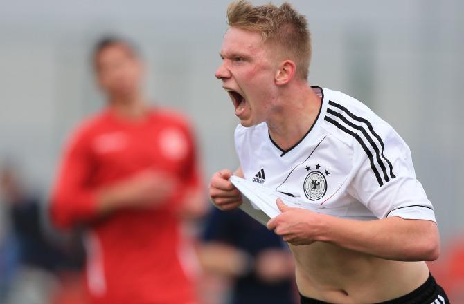 Ochs, do Hoffenheim, é o maestro (Foto: Divulgação/UEFA)
