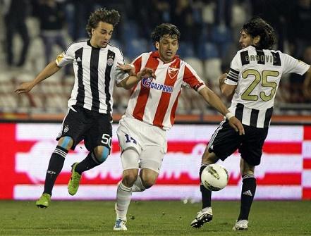 Choque entre rivais decidirá mais uma edição da Copa da Sérvia (Foto: Reprodução)