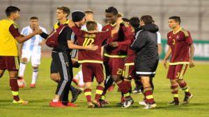 Venezuela Sub-20 promete ser a próxima grande geração do futebol do país (Foto: Reprodução/canchaecuardor.com)