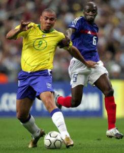 Brasil França 2004