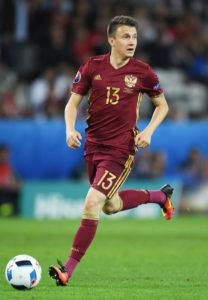 Aleksandr Golovin - Rússia