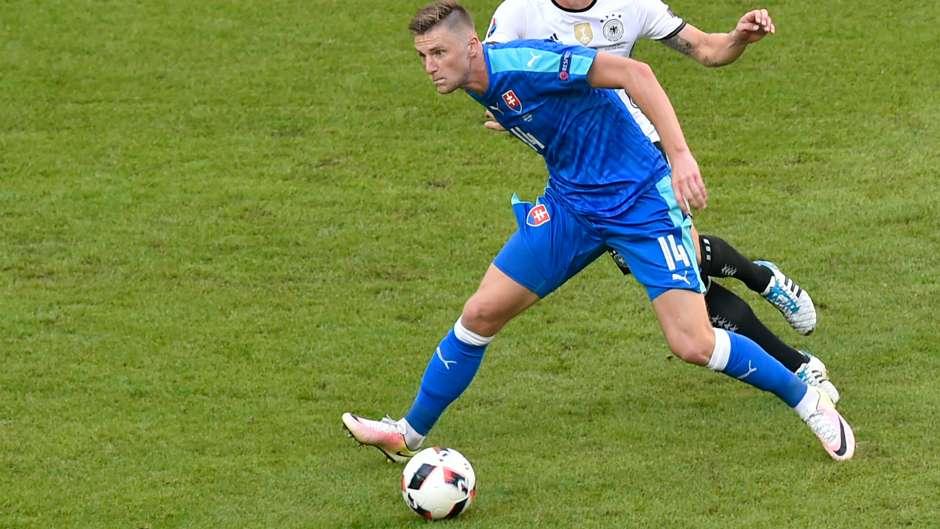 Skriniar já se destacou pelo time na Euro em 2016 (Foto: Divulgação/UEFA)