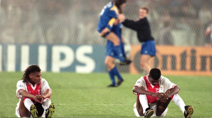 Juventus superou o então campeão Ajax em 1996 (Foto: Reprodução)