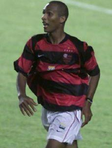 Liédson em 2002 (Foto: Reprodução)