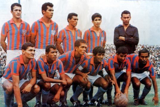 Unión Magdalena Apertura 1968